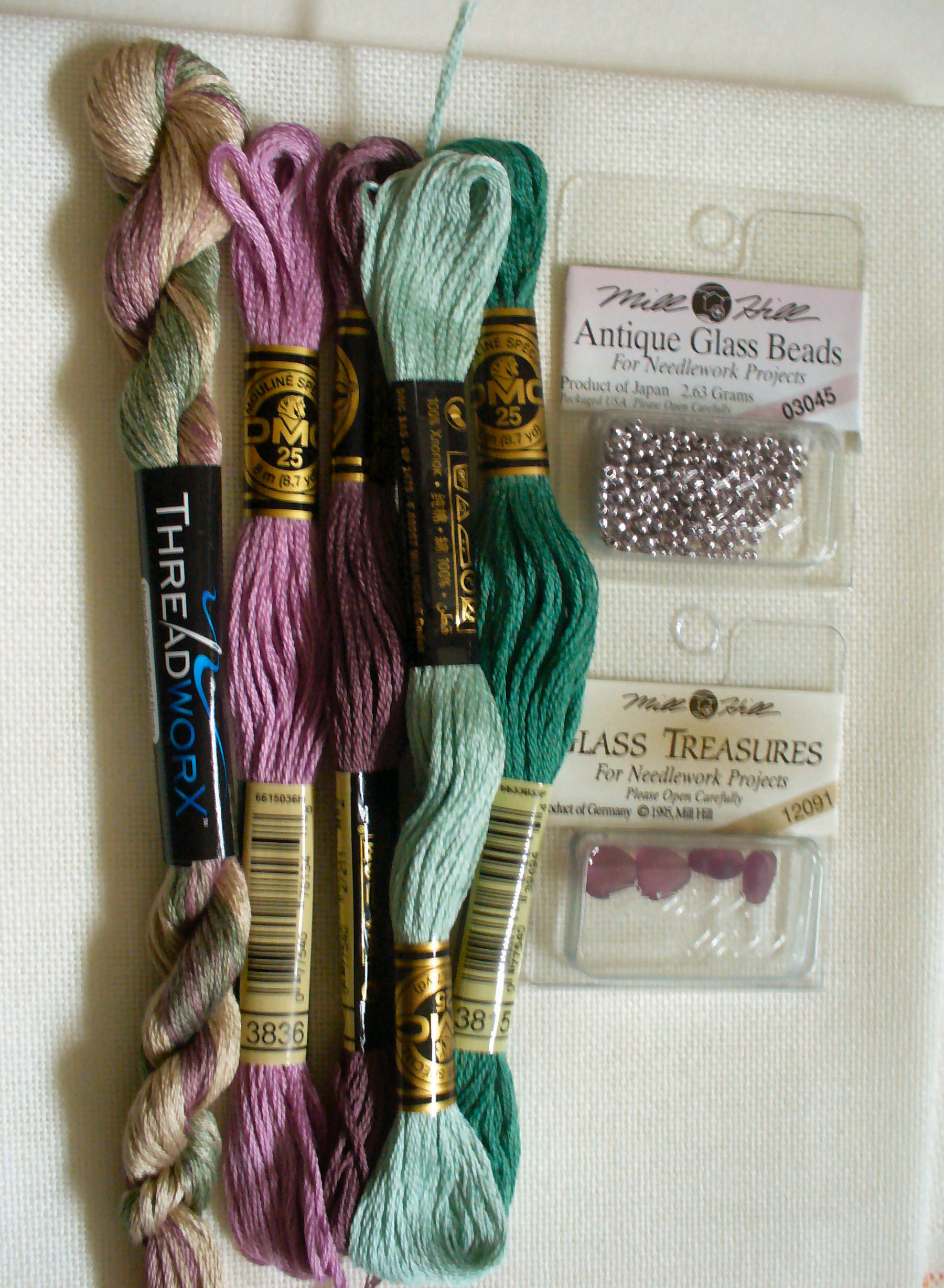 Flower patch